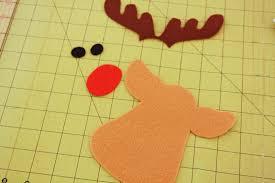 noodles u0026 milk too cute reindeer shirt a tutorial