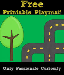 printable road playmat and german road signs u2013 only passionate