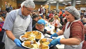 thanksgiving dinners a time to come together the topeka capital
