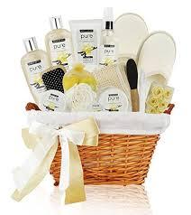 best gift basket premium xl deluxe bath gift basket sandalwood vanilla