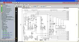 toyota hiace wiring diagram toyota wiring diagrams instruction