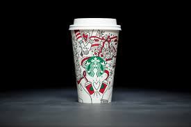 cup designs take a sip down memory lane 20 years of starbucks holiday cups komo