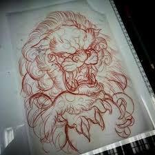 best 25 japanese demon tattoo ideas on pinterest oni mask