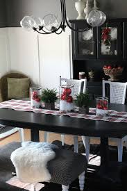 206 best christmas dining room images on pinterest christmas