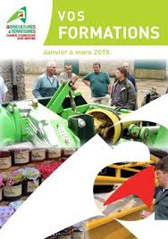 chambre d agriculture 76 calaméo catalogue formation 1er trim 2015 chambre d