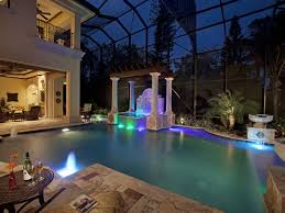 Luxury House Plans With Pools Mediterranean Architecture For Naples Florida Weber Design