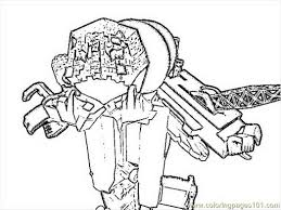 coloring pages devastator cartoons transformers free printable