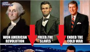 Abraham Lincoln Meme - epic meme compares hillary s record to lincoln washington and