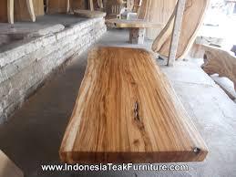 Slab Wood Bar Top Itfdt3 19 Wood Bar Countertop Bali B Jpg