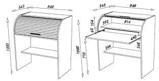 bureau avec plateau coulissant bureau informatique à rideau design blanc states bureau bureau