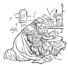 baby manger bible coloring pages sunday