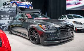 hyundai genesis com toca transforms hyundai genesis into 600 hp steel for