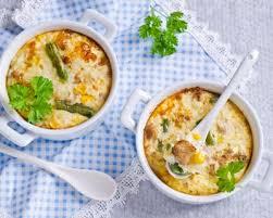 cuisiner haricots beurre recette mini gratin aux haricots verts et au poulet facile rapide