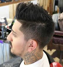 spiky peicy hair cuts non committal textured top hairstyle for men with simplicity haircut