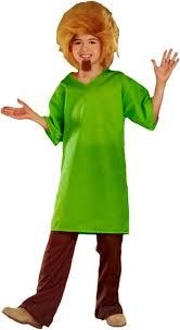 Halloween Costume Goatee Scooby Doo Shaggy Costume Kids Costumes Scooby Doo
