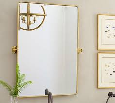 Pottery Barn Mirrors Bathroom by Top 25 Best Pottery Barn Mirror Ideas On Pinterest Pottery Barn