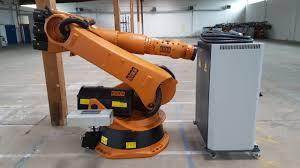 kuka robot used machine for sale