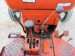 allis chalmers 160 tractor item b2754 sold wednesday ju