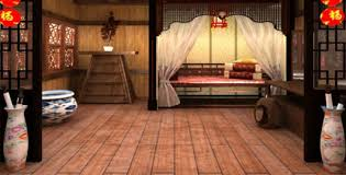 escape from the bedroom flash512 chinese classical bedroom escape walkthrough