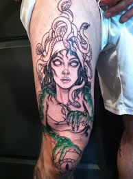 32 extraordinary medusa tattoo designs tattoos era