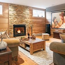 Interieur Maison Bois Design D U0027intérieur De Maison Moderne Deco Salon Bois Mon Travail
