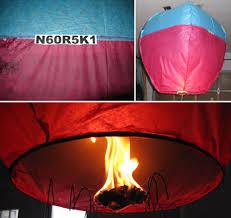 lantern kites how to make sky lanterns