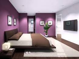 couleur de chambre violet peinture chambre beige et marron chaios com blanc decoration blanche