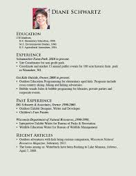 My First Resume Template Career Kids My First Resume Enwurf Csat Co