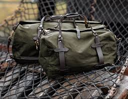 Rugged Duffel Bags Duffle Bags Canvas Tin Cloth U0026 Leather Duffels Filson