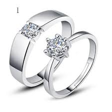 Couple Wedding Rings by A Couple Of Opening Siver Ring Lover End 5 30 2018 1 15 Pm