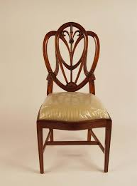 Ideas For Hepplewhite Furniture Design Mahogany Shield Back Dining Chairs Sweetheart Chairs