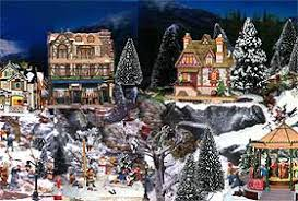 christmas villages winter christmas villages history and displaying christmas