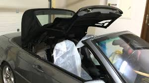bmw 3 series convertible roof problems bmw e46 convertible top problem does not open