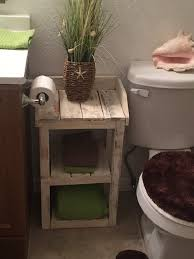 diy wooden pallet bathroom nice ideas pallets designs