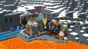 21124 the end portal products minecraft lego com
