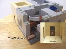 lego ideas minecraft microworld desert biome abandoned mineshaft