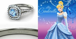 cinderella engagement ring 22 disney engagement rings fit for a princess