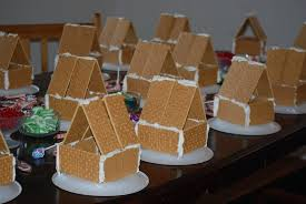 Gingerbread House Decoration Decorating Gingerbread Houses Smockity Frocks