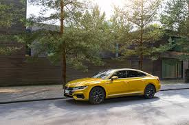 volkswagen brown 2019 volkswagen arteon first drive review does it have a chance