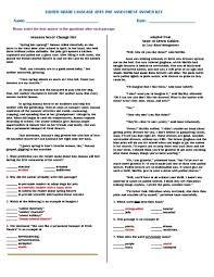 8th grade ela worksheets free worksheets library download and