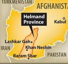 100 Taliban, 21 Afghan troops, 40 civilians killed in Helmand