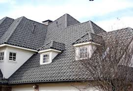 Metal Roof Tiles Coated Steel Roofing Roofing