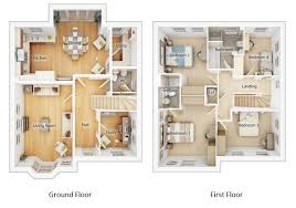 Clarence House Floor Plan 4 Bed Detached House For Sale In Clarence Place Ashby De La Zouch