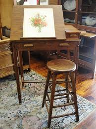 Drafting Table Stools by Oak Artist Drawing Drafting Table Or Desk With Adjustable Top