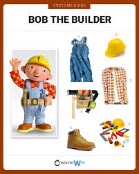 bob builder costume halloween cosplay guides