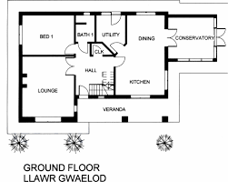 Four Bedroom Bungalow Floor Plan 3 Bed Dormer Bungalow Plans Google Search Cheveral House