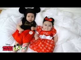 Mickey Mouse Toddler Costume Disney Baby Mickey Mouse Baby Minnie Mouse Dress Up Costume For
