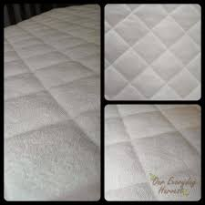 Crib Mattress Pads by Dry Nights And Peaceful Sleep For Infants And Toddlers Quilted
