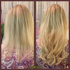 Tap In Hair Extensions by Keratin Bonded Hair Extensions Micro Rings Hair Extensions