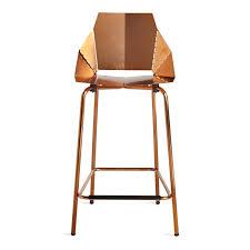 blu dot bar stool real good counter stool copper counter stool blu dot